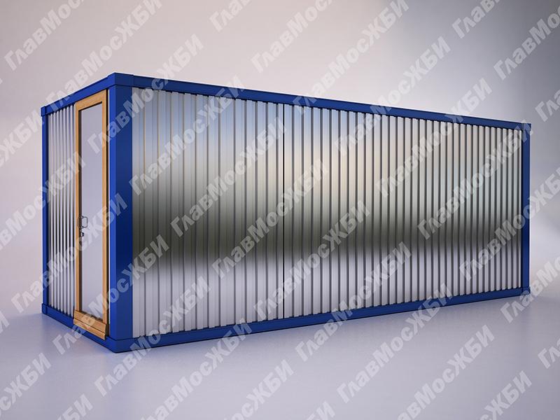 Блок контейнер БК 00